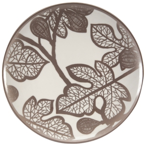 "Fig Leaf 11"" Melamine Dinner Plate - $17.95"